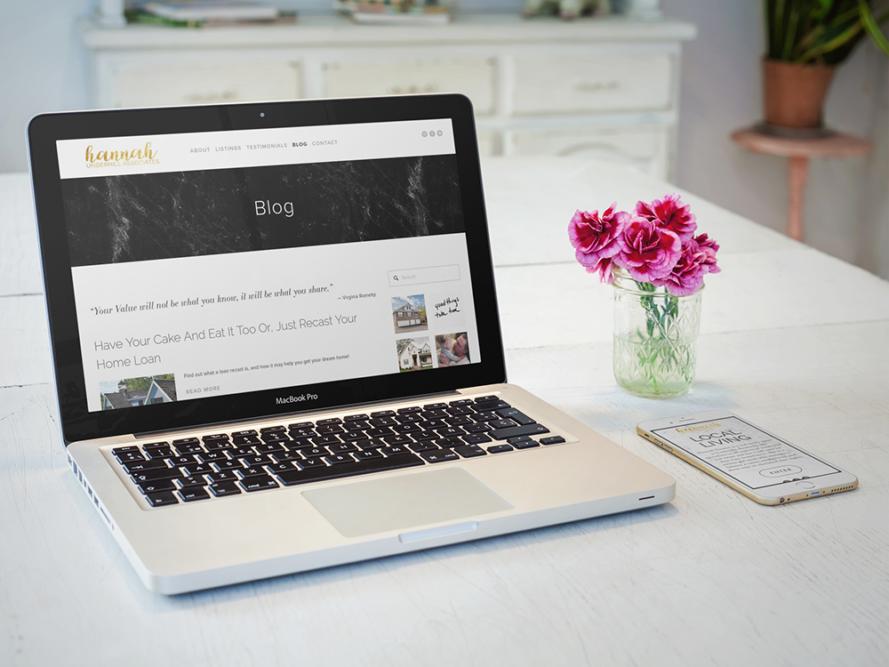 Hannah Wilder Realtor Blogger Website_web